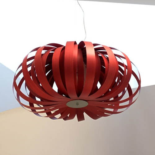onion suspension light 7 Creative Handmade Lamps from LZF for a Spectacular Lighting Effect