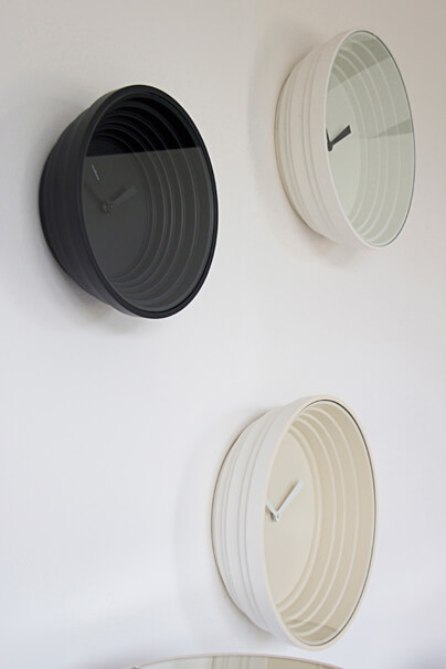 studioklass tropea wallclocks Contemporary Home Accessories: Tropea Wallclock