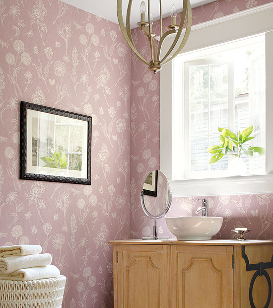 10 most prominent hues for spring 2012 interior design design news and architecture trends - Delicate apartment interior design with pale hues and movable walls ...