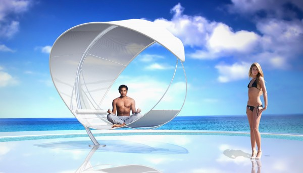 wave hammock5 600x344 The Wave Hammock, a Unique Leisure Creation