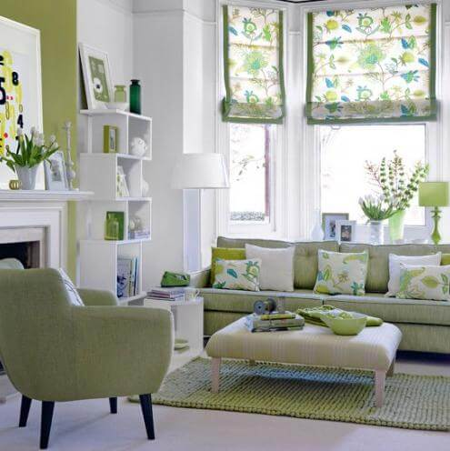 12 Beautiful Spring Window Treatments Ideas – Interior Design ...