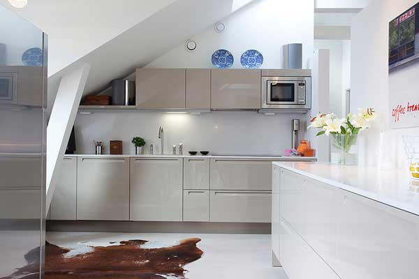 Östermalm apartment 9 15 Kitchen Ideas Showcasing Inspiring Scandinavian Design