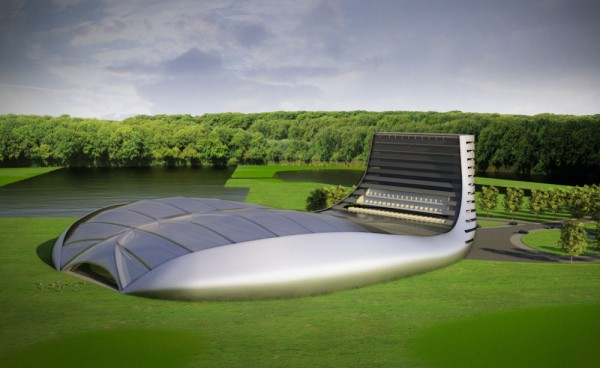 about-architecture-Indoor Golf Arena-Amsterdam-Netherlands
