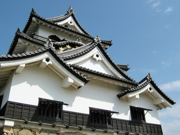 Hikone Castle Shiga Japan 600x450 4 Amazing Japanese Castles Designated National Treasures