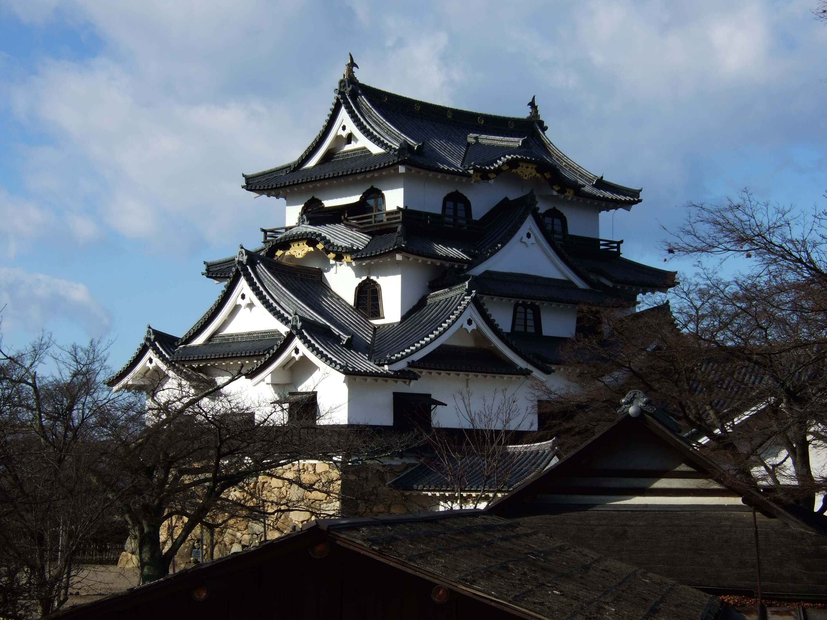 4 Amazing Japanese Castles Designated National Treasures