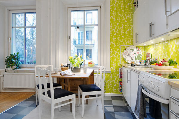 Scandinavian Apartment 161 15 Kitchen Ideas Showcasing Inspiring Scandinavian Design
