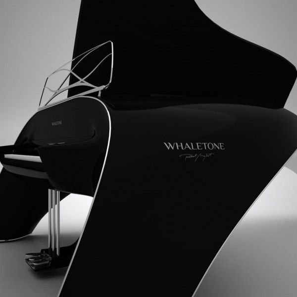 Whaletone by Robert Majkut2 600x600 Stunning Musical Instrument With Bespoke Elements: Whaletone