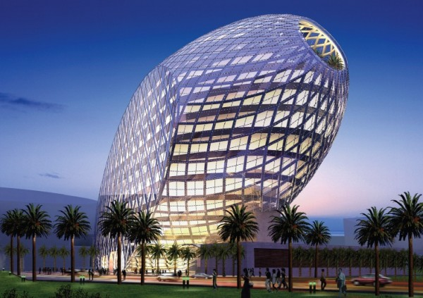 Best Architecture Buildings In The World about architecture at its best: 10 futuristic design concepts