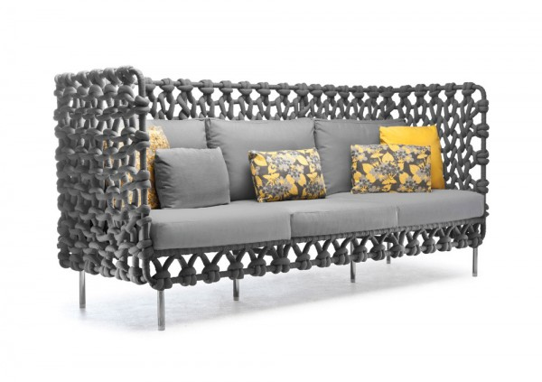 cabaret collection outdoors kenneth cobonpue 600x423 Modern and Stylish Furniture Collection for Outdoor and Indoor Rooms