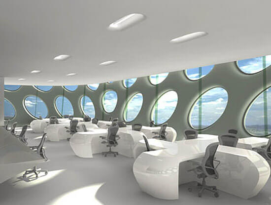 Interior Design Future about architecture at its best: 10 futuristic design concepts