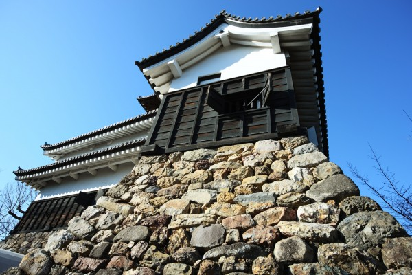 inuyama japanese castel 600x400 4 Amazing Japanese Castles Designated National Treasures