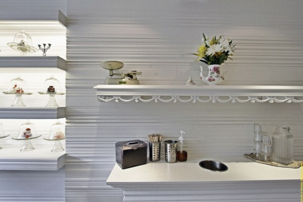 pastry boutique france 600x400 Enchanting Interior Design for a Pastry Shop in Montreal