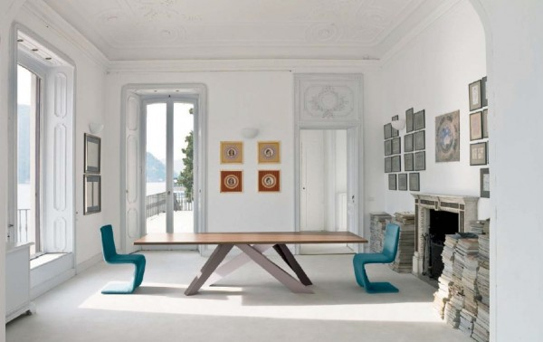 tables 600x378 8 Tables Designs Reflecting Italian Taste for Contemporary Home