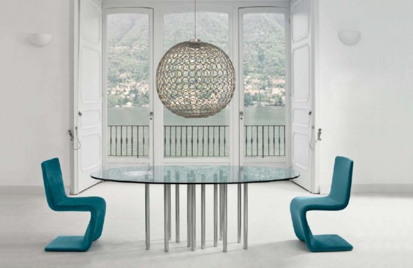 tables5 600x390 8 Tables Designs Reflecting Italian Taste for Contemporary Home