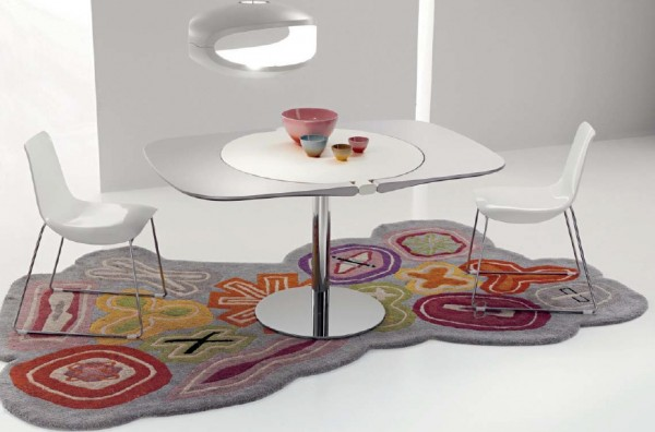 tables9 600x396 8 Tables Designs Reflecting Italian Taste for Contemporary Home