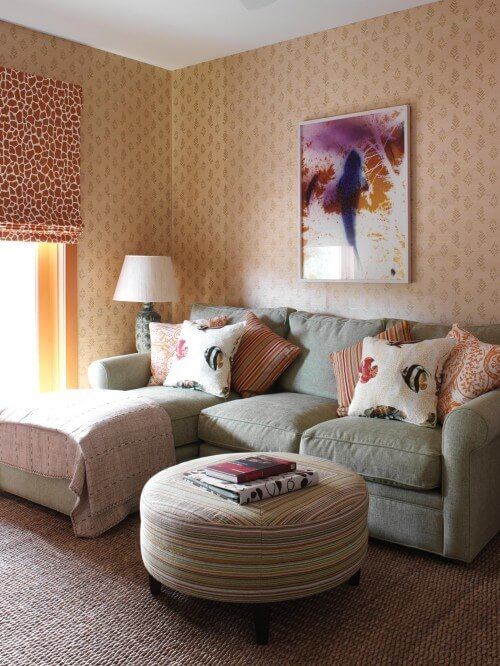 66466 0 8 7986 modern family room Animal Prints to Spice Up Your Interiors