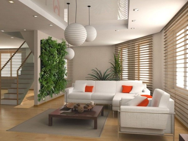 9901b 600x450 Add Greenery to Your Interior Space Using Vertical Gardens