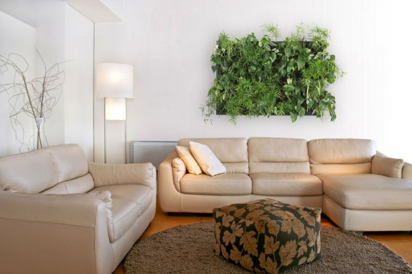 9904 600x399 Add Greenery to Your Interior Space Using Vertical Gardens