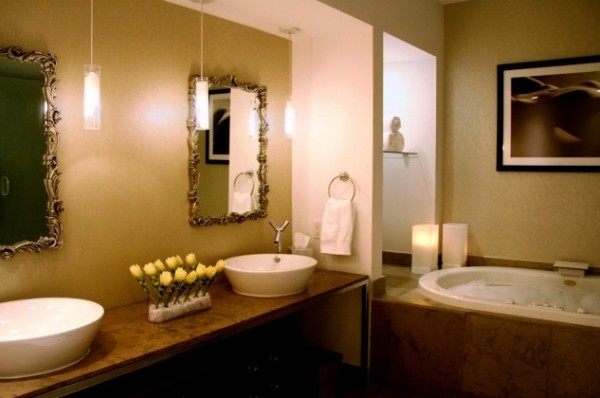 Indulge In High End Bathroom Design With DKOR Interiors Interior Design De