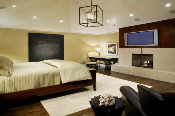 bedroom designs contemporary 600x398 15 Beautiful and Contemporary Bedroom Designs