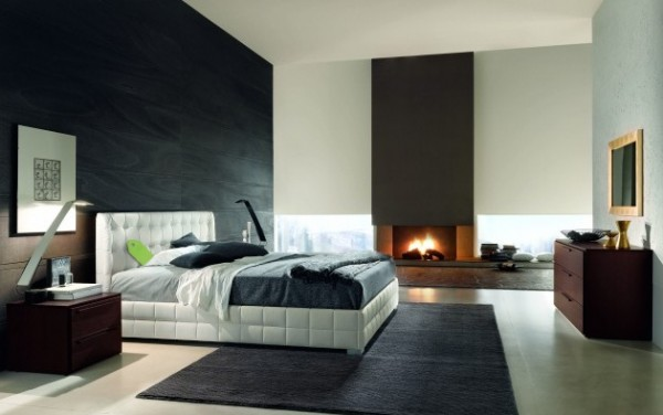 bedroom designs contemporary3 600x376 15 Beautiful and Contemporary Bedroom Designs