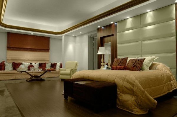 bedroom designs4 600x399 15 Beautiful and Contemporary Bedroom Designs