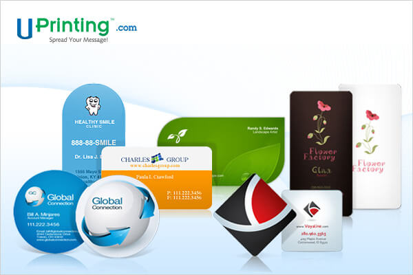 Make a great first impression with die cut business card designs business card printing flashek Gallery