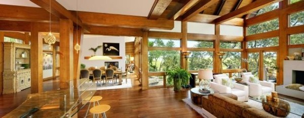Living Wood Tree House Tree House Outstanding Architectural Design In Kiawah