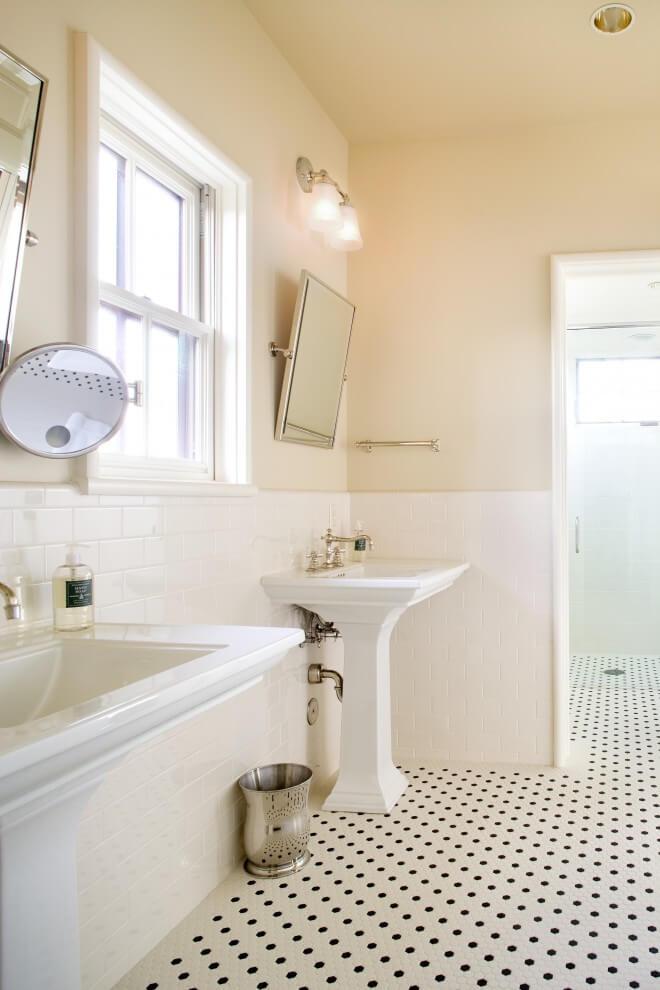 Bathroom Tiling Ideas For The Perfect Home Interior Design – Classic Bathroom Floor Tile