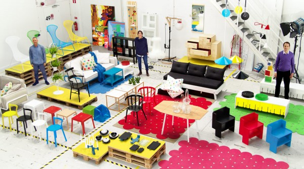 overview background without jesper 600x333 IKEA PS Collection 2012: Great Designs with Sustainable Materials