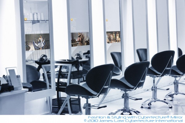 reflective-mirror-in-a-hair-salon