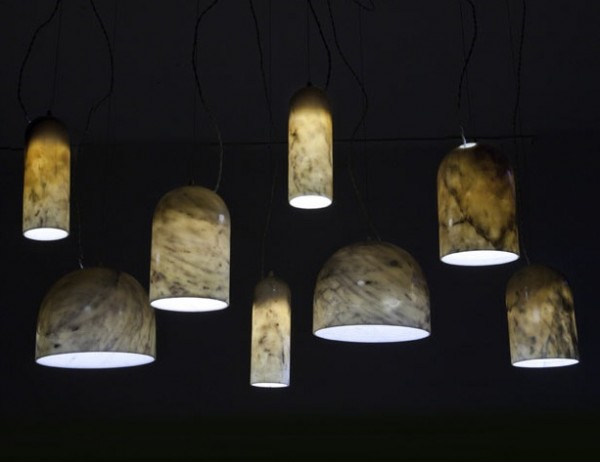 pol 600x462 Stylish and Inspiring Lighting Design by Benjamin Hubert