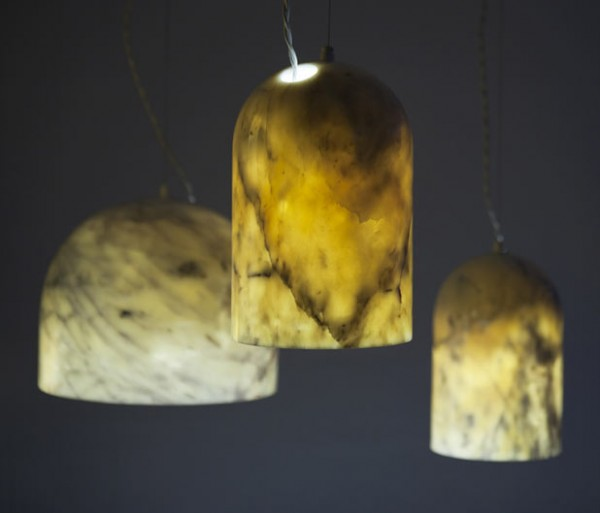 quarry 1 600x513 Stylish and Inspiring Lighting Design by Benjamin Hubert