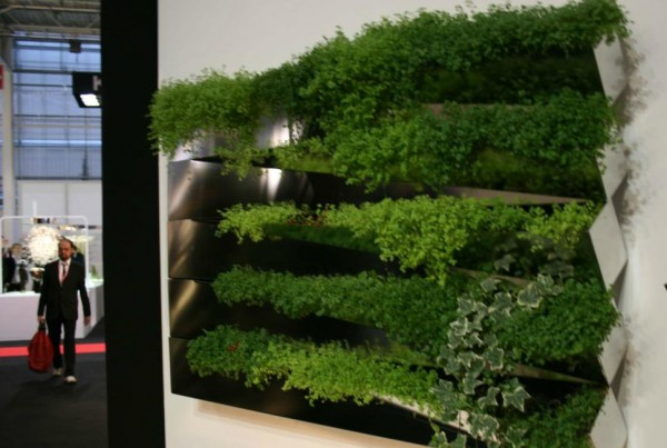 tty 600x403 Add Greenery to Your Interior Space Using Vertical Gardens