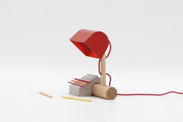 3 const 600x400  CONST Desk Lamp by Thinkk Studio