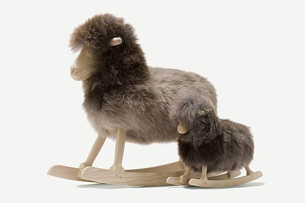 miniature-version-of-rocking-sheep-Crafts-Collection