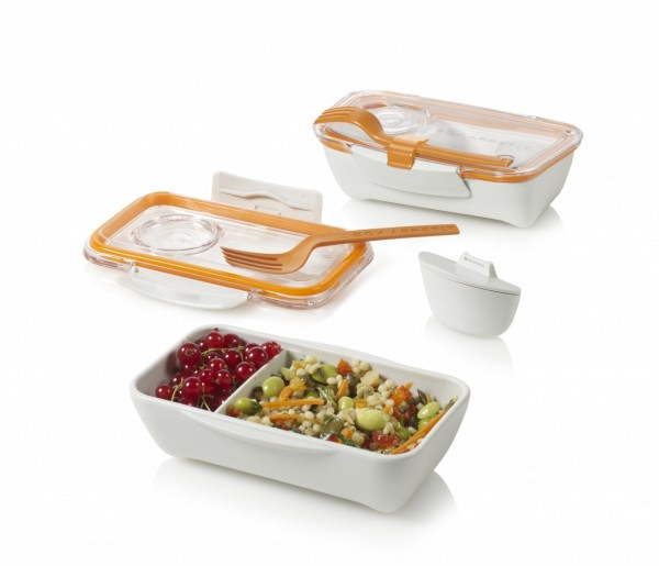 BentoBoxOrange  43355 zoom 600x515 The Most Fashionable Storage Containers for Food by Black and Blum