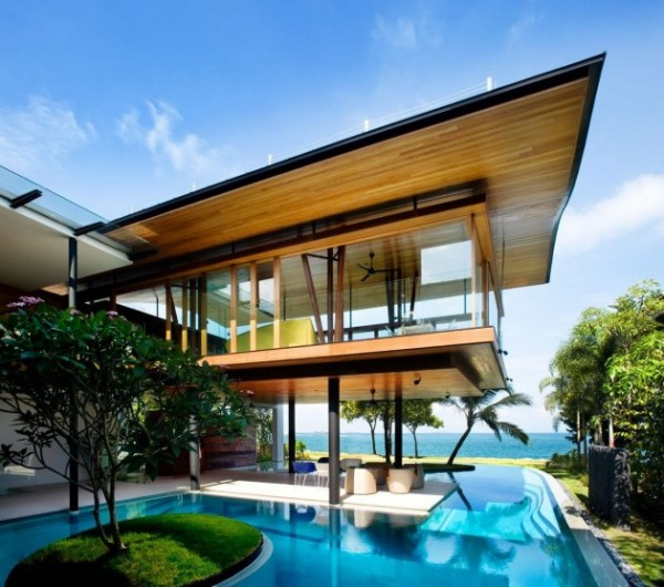 GUZ SENTOSA 014 630x557 600x530 Fish House by Guz Architects
