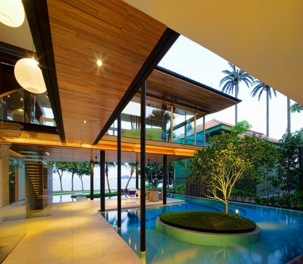 GUZ SENTOSA 022 940x820 600x523 Fish House by Guz Architects