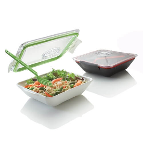 black blum box appetit lunch box black lime 500x500 The Most Fashionable Storage Containers for Food by Black and Blum