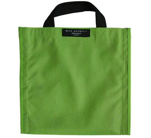 box appetit bag GREEN The Most Fashionable Storage Containers for Food by Black and Blum