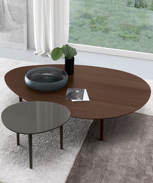 Round Coffee Tables By Jesse