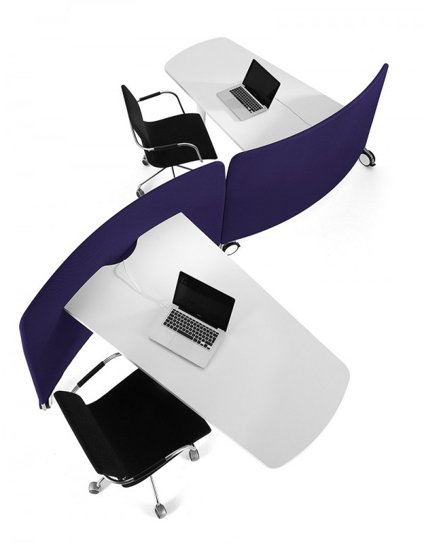 mobi office furniture 11 600x768 Innovative Mobile Workplace by Abstracta