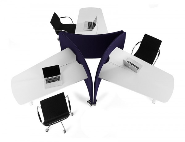 mobi office furniture 8 600x459 Innovative Mobile Workplace by Abstracta
