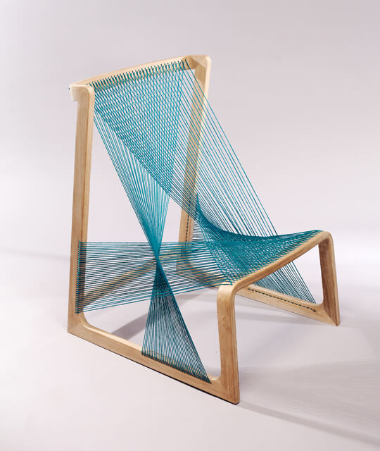 silk 1 Alvi Design Sustains Eco Friendly Living: Alvisilkchair