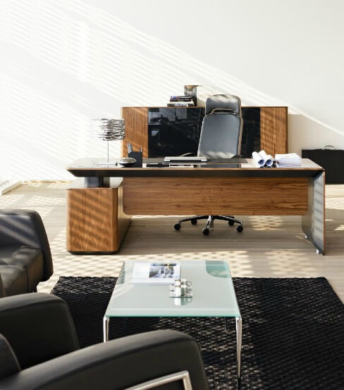 ttt Modern Office Furniture System Defined by Elegance and Refinement
