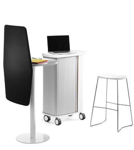tyr Innovative Mobile Workplace by Abstracta