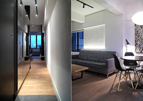Small 32 Square Meter Apartment Design Transformed By