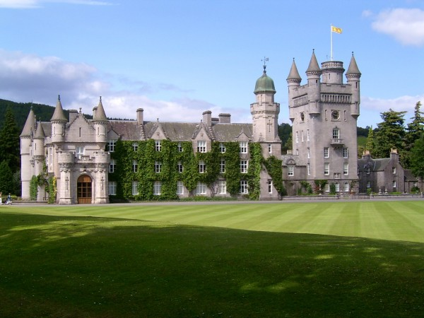 Balmoral Castle Scotland 011 600x450 7 Most Renowned Scottish Castles