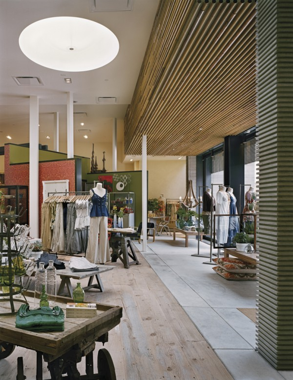 Burlingame7 600x779 Anthropologie Burlingame by EOA Elmslie Osler Architect
